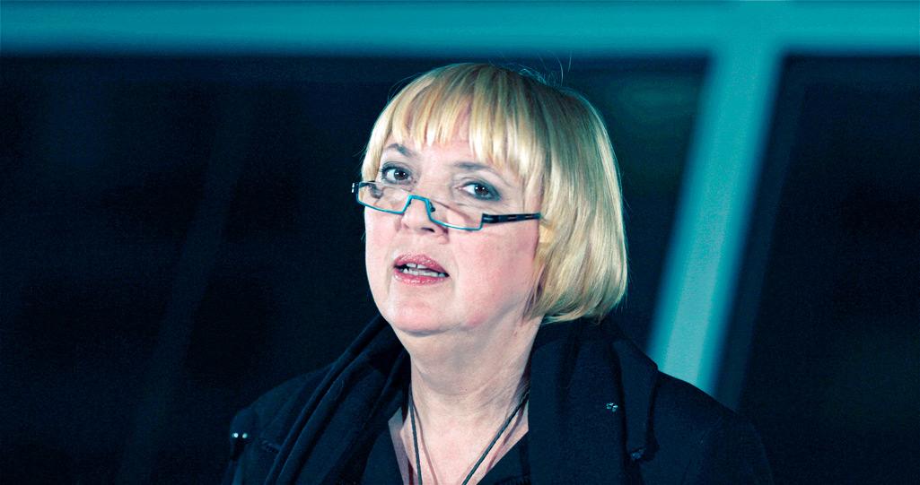 Claudia roth erklärt die Absage nach den Sondieungsgesprächen mit der CDU